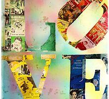 L O V E by Jordan Blackstone