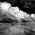 a storm at low tide by james smith