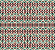 Aztec Pattern 4 by TilenHrovatic