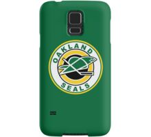 Oakland Seals Samsung Galaxy Case/Skin