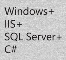 WISC - Windows IIS SQL Server C# by TheOnlyMember