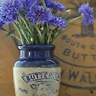 Cornflowers by Julie Sherlock