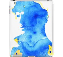 sherlock holmes (no text) iPad Case/Skin