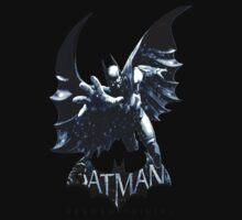 The Dark Knight - Batman Arkham Origins  by JeremithRainces