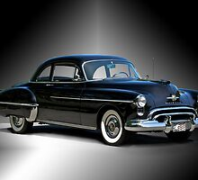 1950 Oldsmobile Rocket 88 Club Coupe I by DaveKoontz