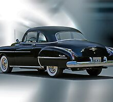 1950 Oldsmobile Rocket 88 Club Coupe II by DaveKoontz
