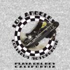 Los Angeles Coliseum Motordrome c1909 by dennis william gaylor