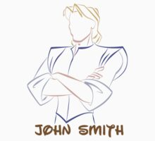 John Smith (Personalized, please Bubblemail/email me before ordering) by kferreryo