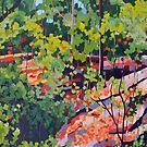 Hillside XXVII by Mellissa Read-Devine