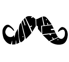 Moustache by creativecamart