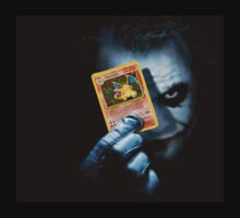 Joker plays a card - Charizard by StraightEK