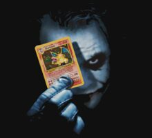Joker plays a card - Charizard 2 by StraightEK