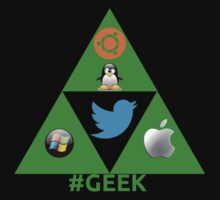 GEEK triforce by jonath1991
