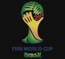 Fifa 2014 World Cup Trophy by versson