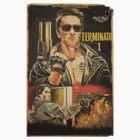'Terminator 1'  by GarfunkelArt