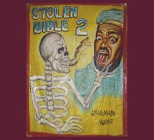 'Stolen Bible 2'  by GarfunkelArt