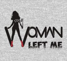 My Woman Left Me by V-Art