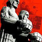Stone Men Of Helsinki by Alan Hogan