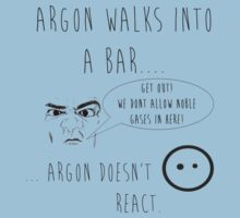 The Problems with being Argon by VnxGaming