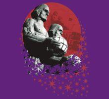Stone Men Of Helsinki T-Shirt