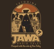 Jawa Droid Sales by stationjack