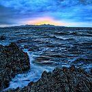 Stormy Solitude by Gene Praag
