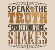 Speak the Truth by bunnyboiler