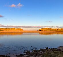 Lossiemouth, East Beach November by JASPERIMAGE