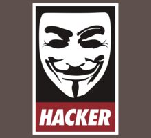 Anonymous Hacker by JerseyLuke