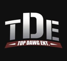 TDE - Top Dawg Entertainment by JerseyLuke