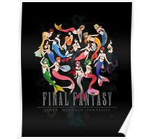 Mermaid Fantasy Poster