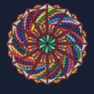 Essence of Being Mandala #2 by TheMandalaLady