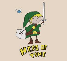 Hero of time by Stormhansen