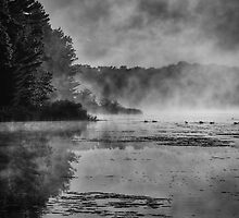 Smoke On The Water by Thomas Young