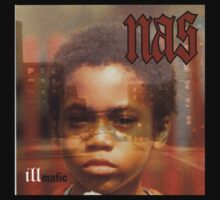 Nas Illmatic by birkhs