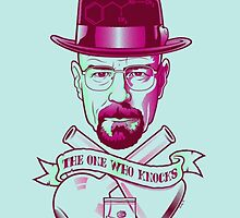 Heisenberg by vanessarainces