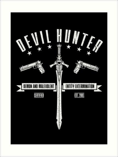 Devil Hunter by Adho1982