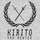 Sword Art Online: Kirito the SAO Beater by dictionaried