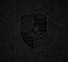 Porsche - dark leather by TheGearbox