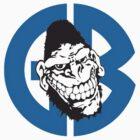 gorilla biscuits logo by Cheikon