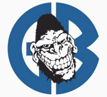 gorilla biscuits logo by Cheikon