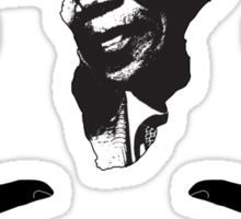 Mandela the Legend Sticker