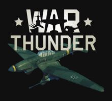War Thunder FW 190 Plane Apparel by versson