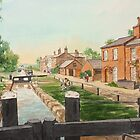 Fradley Junction by Lynne  Kirby