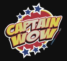 Captain Wow by CarbonClothing
