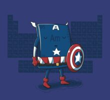Captain Americium by Wirdou