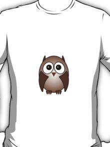 Little Cute Owl T-Shirt
