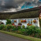 Pretty Cottage, nr. Widemouth Bay, Cornwall by Mikhail31