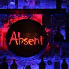 LOGO - ABSENT Bar by gramziss