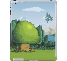 Pixelandscape iPad Case/Skin